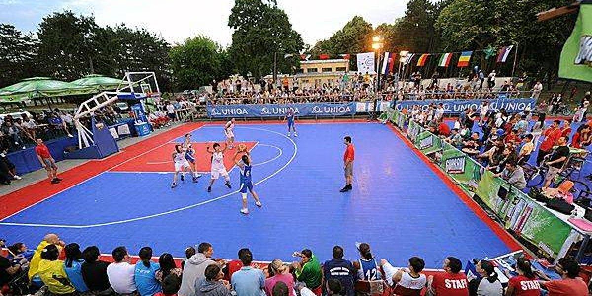 Ecuador ya tiene grupo en Mundial de Baloncesto 3x3 en Filipinas
