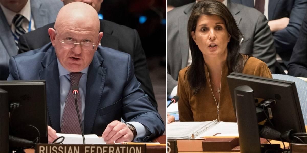 Tropas sirias en alerta, por posible ataque de Estados Unidos