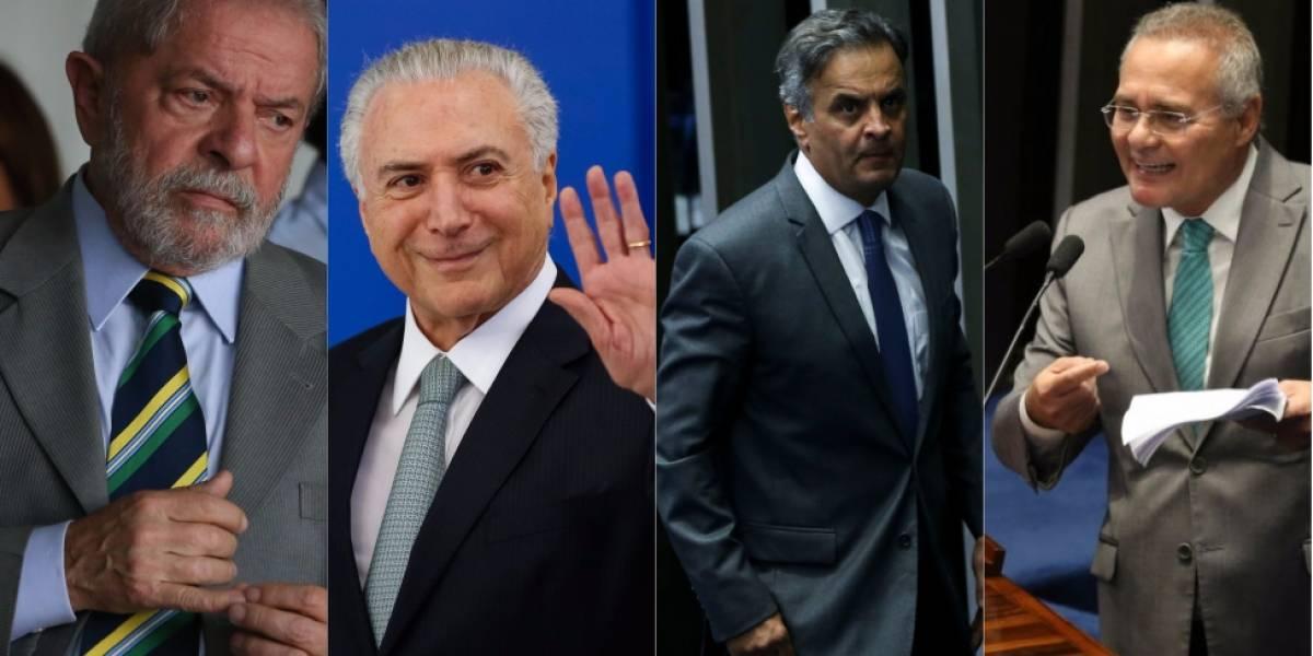 Histórico não é Lula ser preso, mas Temer, Aécio e Renan estarem livres, diz sociólogo