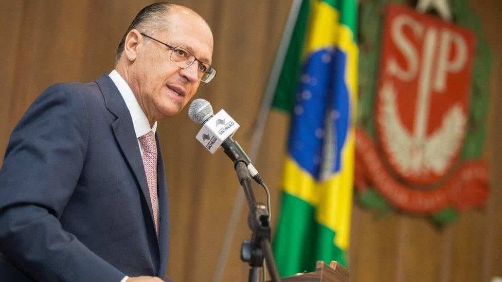 Deputado quer que inquérito de Alckmin siga para Moro