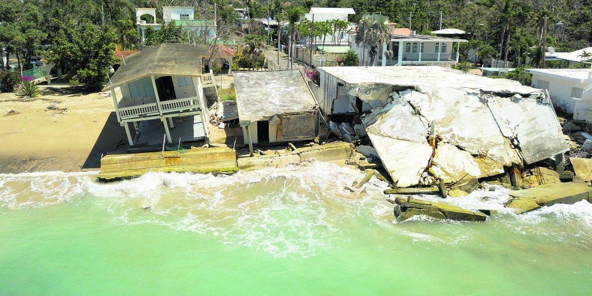 Huracanes develan negligencia oficial en preparación para el cambio climático en el Caribe