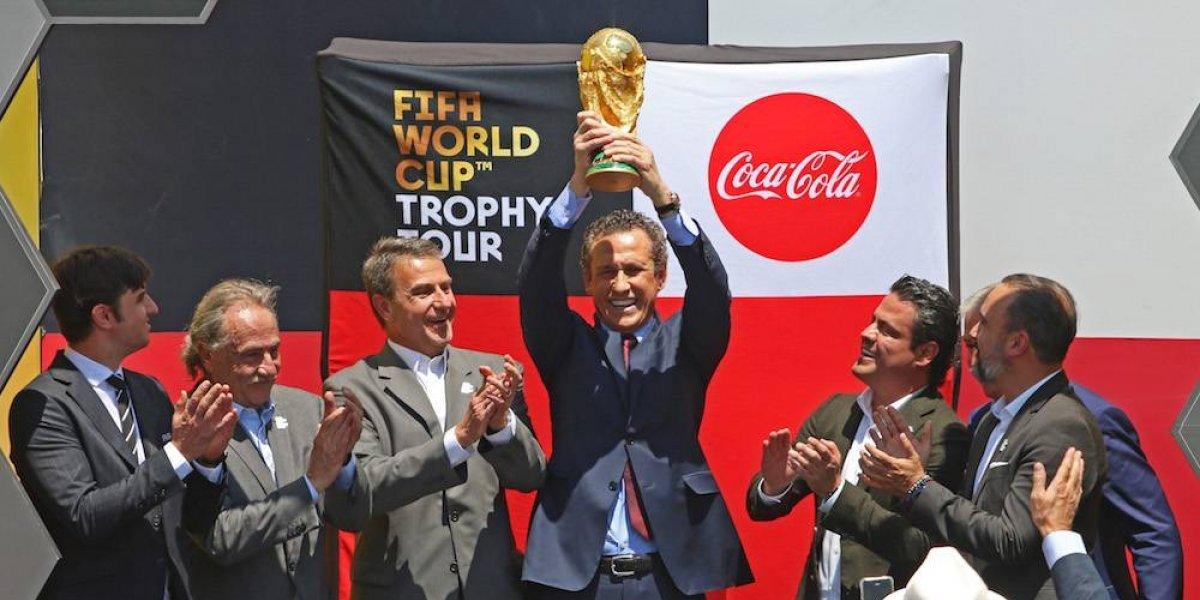 Las grandes figuras que levantaron la Copa del Mundo en México