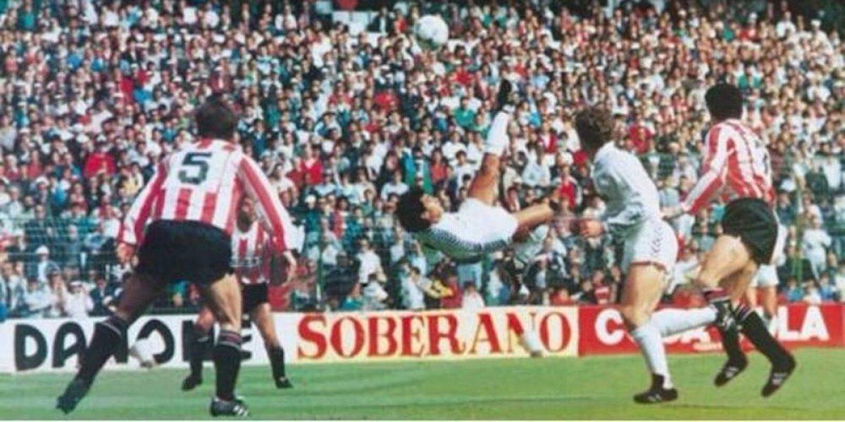 30 años de la chilena