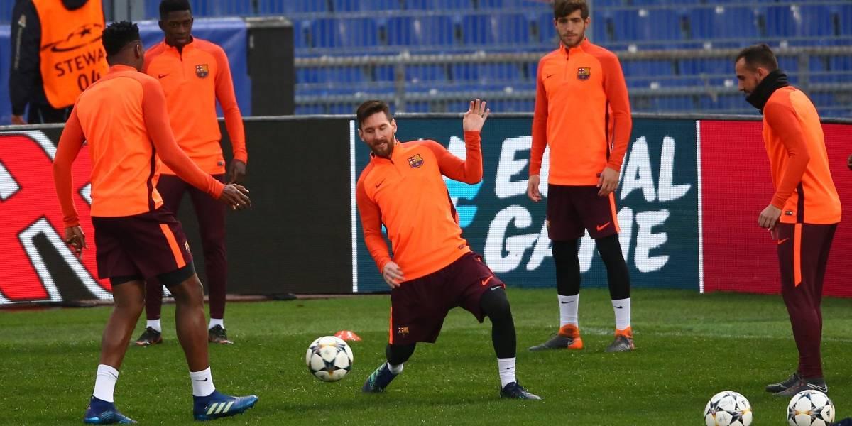 Band transmite duelo entre Roma e Barça nesta terça