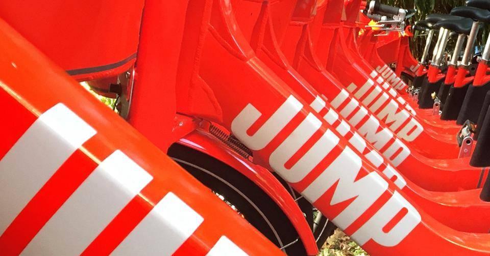 Uber compra Jump y se aventura en el negocio de alquiler de bicicletas