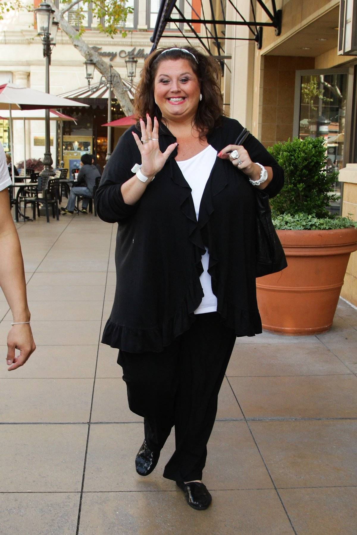 Abby Lee Miller antes