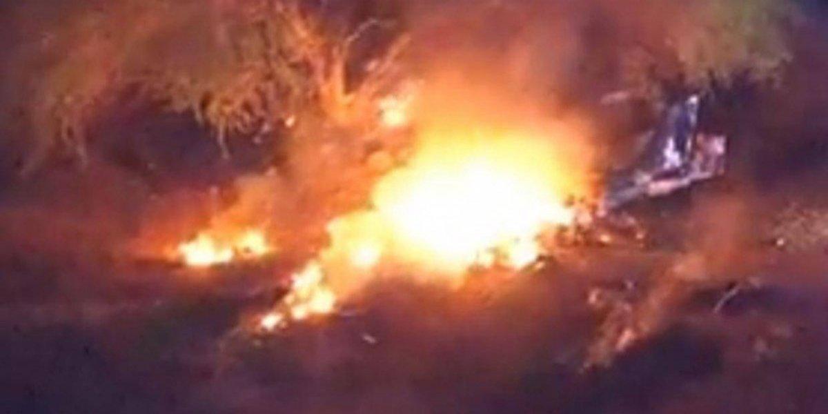 Accidente de avioneta cercano al PGA Tour de EE. UU. deja seis muertos