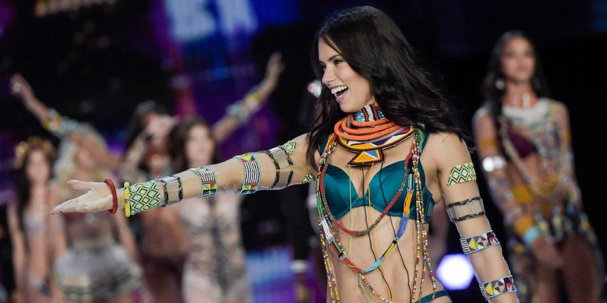 """Adriana Lima: """"Ser sexy surge de tener autoconfianza"""""""