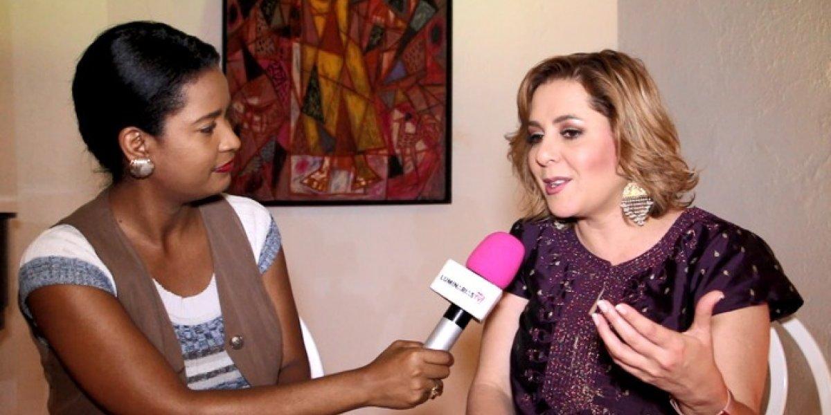 """Ana María Canseco estuvo en el país y habló de su salida del programa """"Un Nuevo Día"""""""