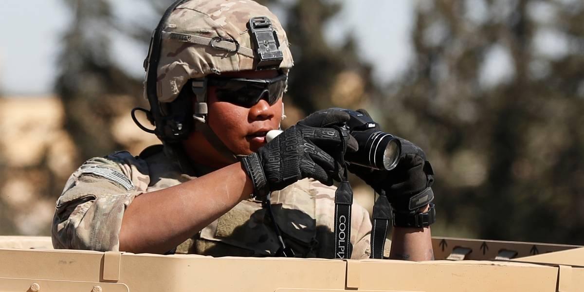 La amenaza de Trump: ¿Qué opciones militares tiene contra Siria?