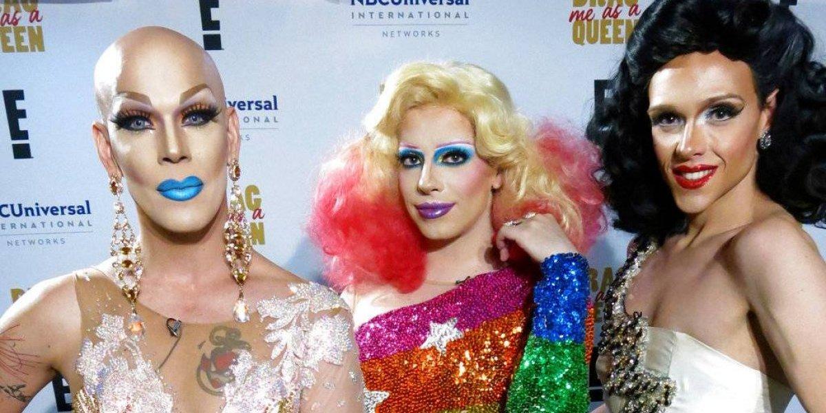 Drag Queens ayudan a mujeres a liberarse en nuevo 'reality'