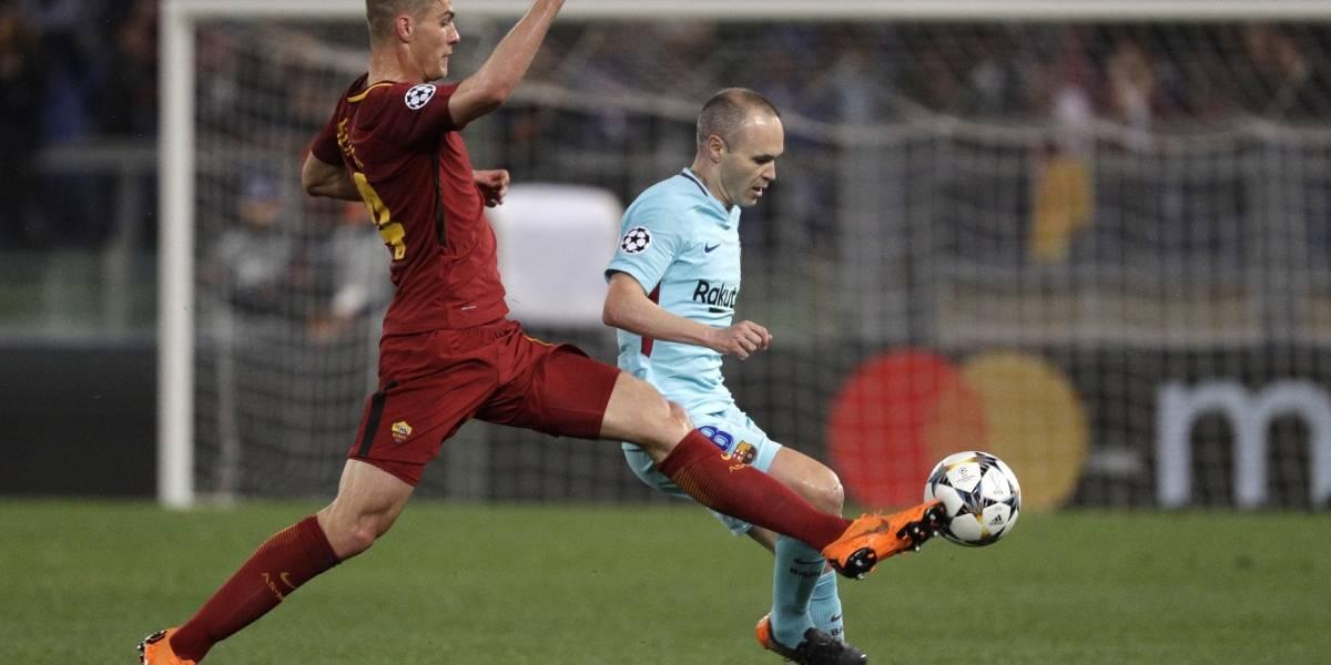 """La triste confesión de Andrés Iniesta: """"Pudo haber sido mi último en Champions League con el Barça"""""""