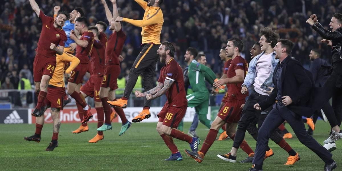 """DT de la Roma reveló el secreto de la épica remontada: """"Se me vino a la cabeza el sábado en la noche"""""""
