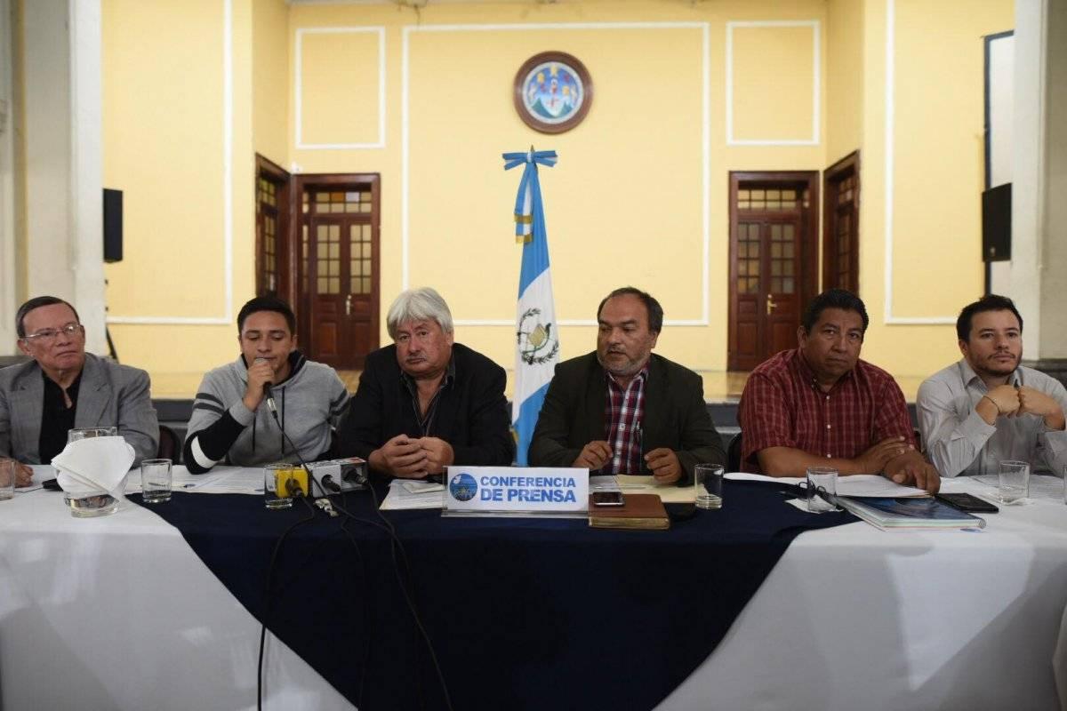 Asamblea Ciudadana contra la Corrupción anuncia marcha para el 12 de abril