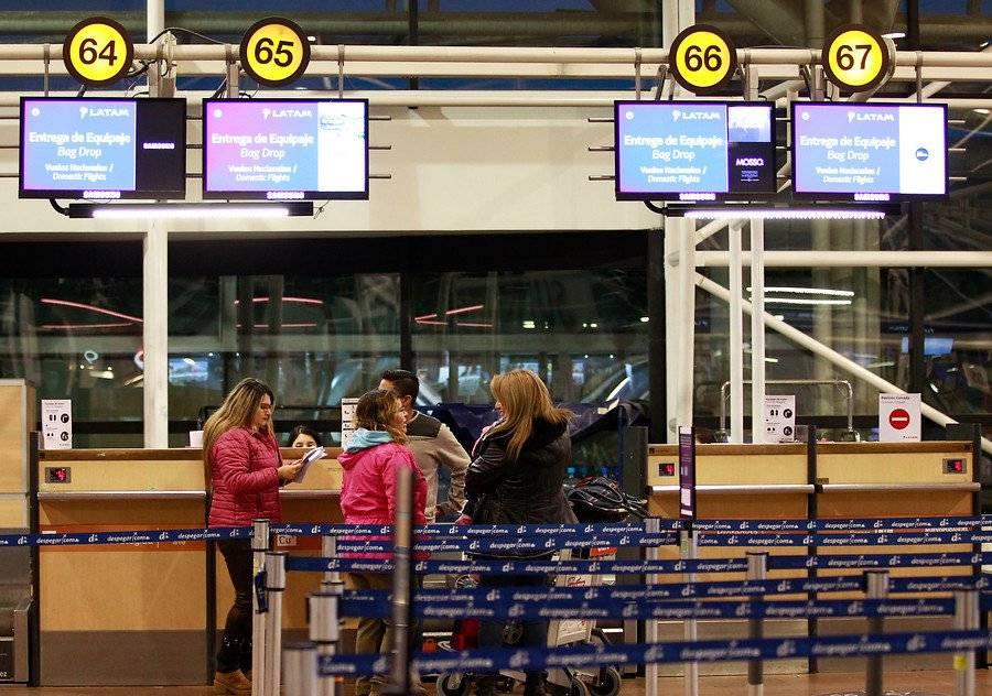 Aeropuerto en medio del conflicto
