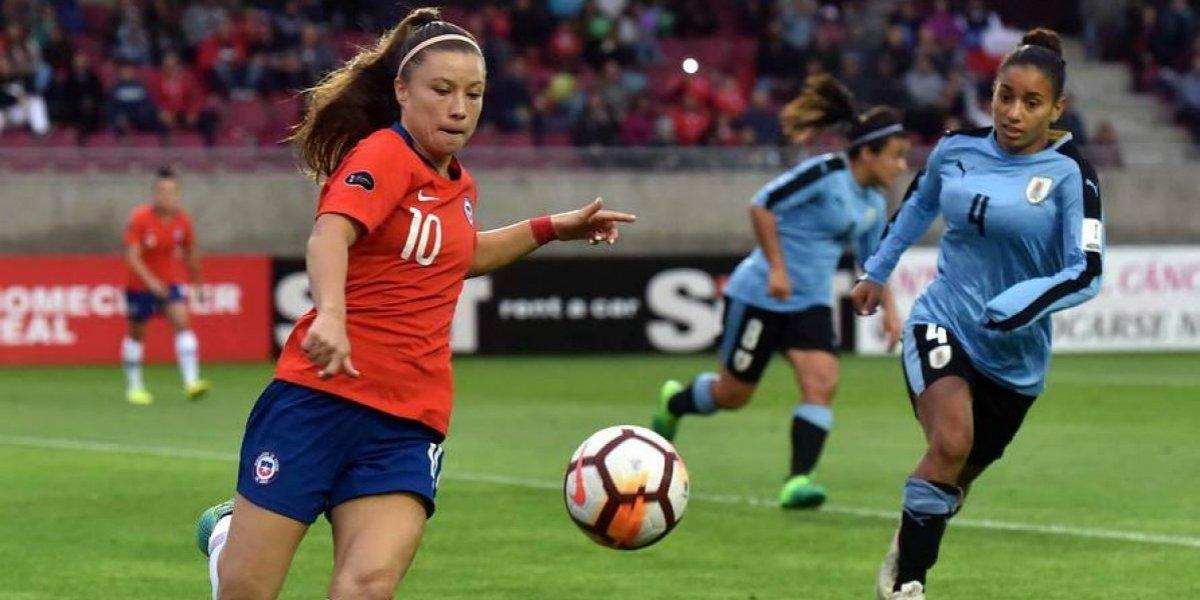 Así vivimos la aguerrida victoria de la Roja en la Copa América femenina