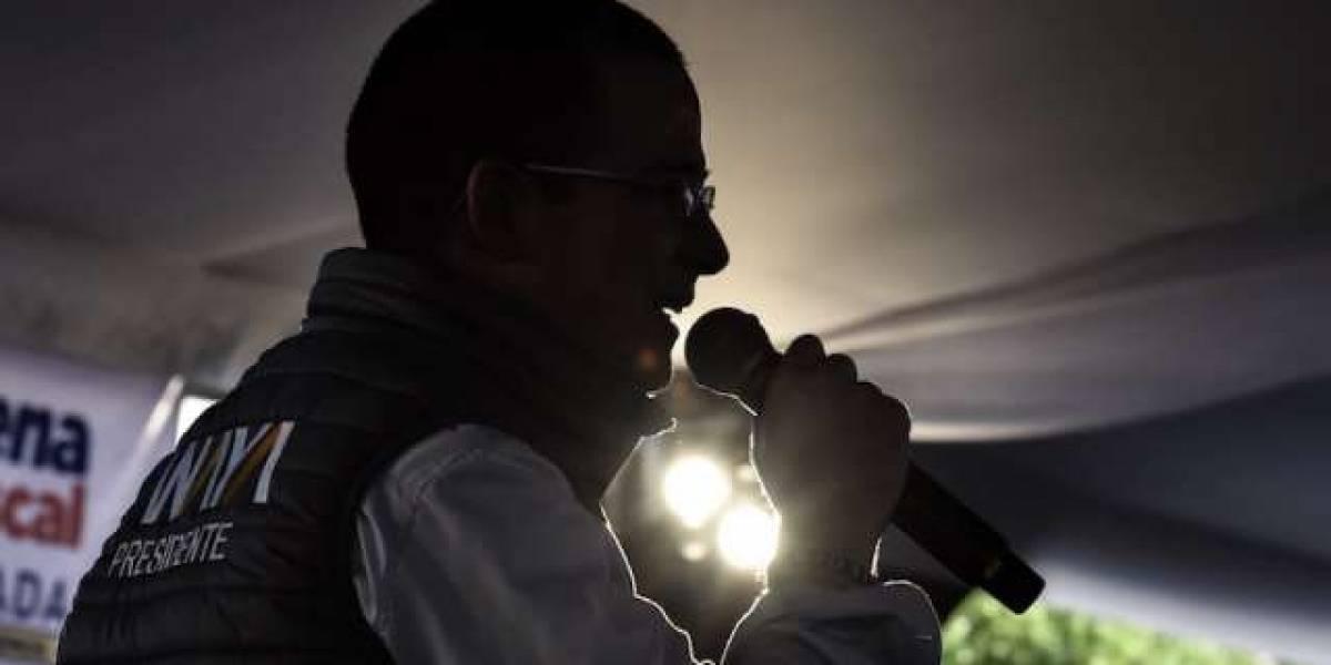Chofer de Barreiro aporta información; PGR desiste de investigarlo