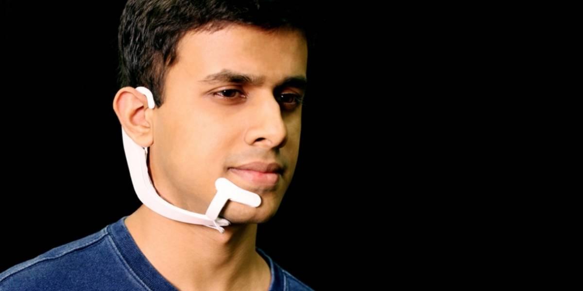 Este gadget nos ayuda a comunicarnos casi por telepatía