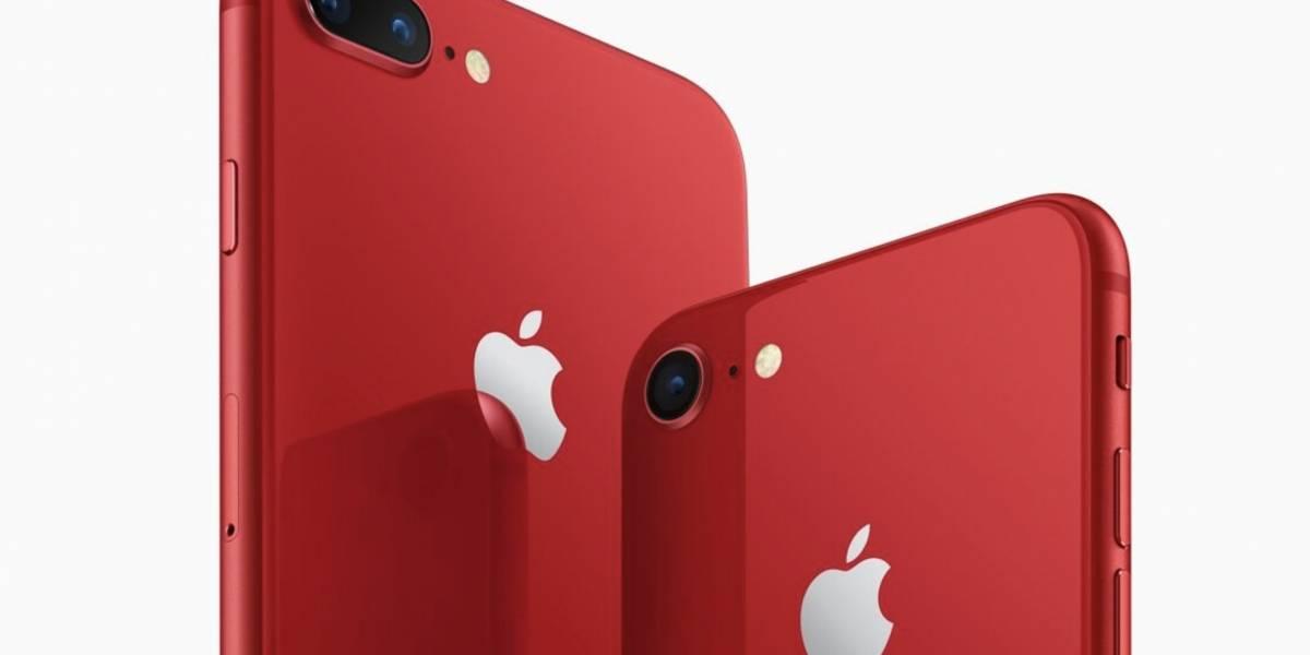 La historia detrás del iPhone RED Special Edition