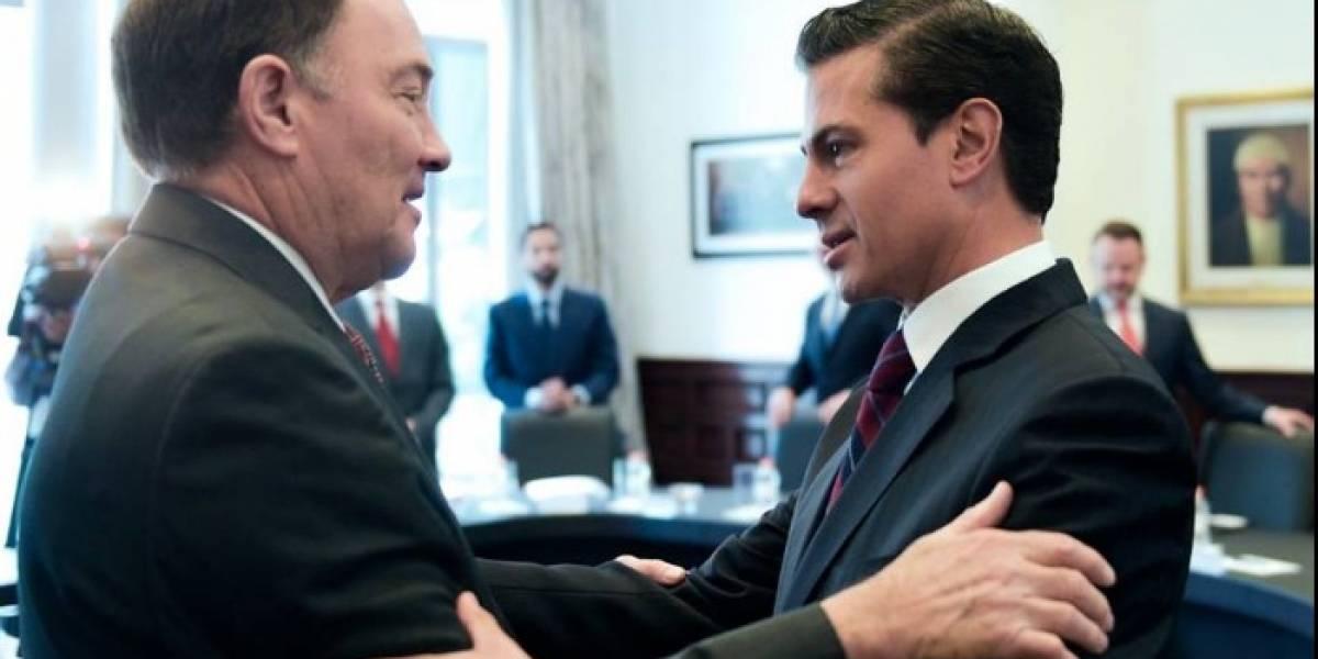 Agradece Peña Nieto apoyo a migrantes al gobernador de Utah