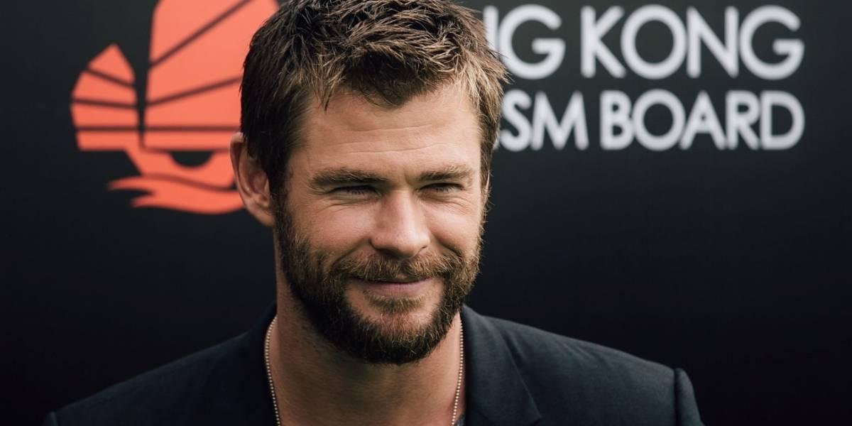 Chris Hemsworth es un capitán estadounidense en Afganistán después del 9/11 en 'Tropa de héroes'