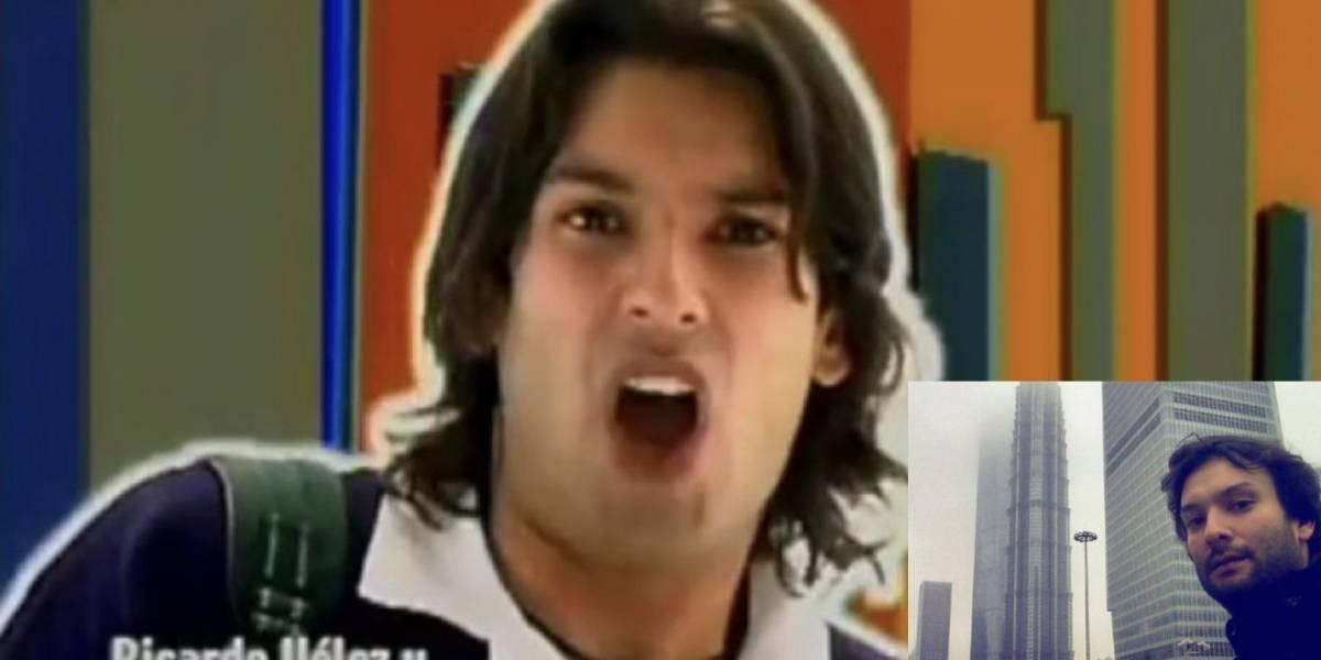 El actor Juan Pablo Posada fue llamado a imputación de cargos por la máquina tapahuecos