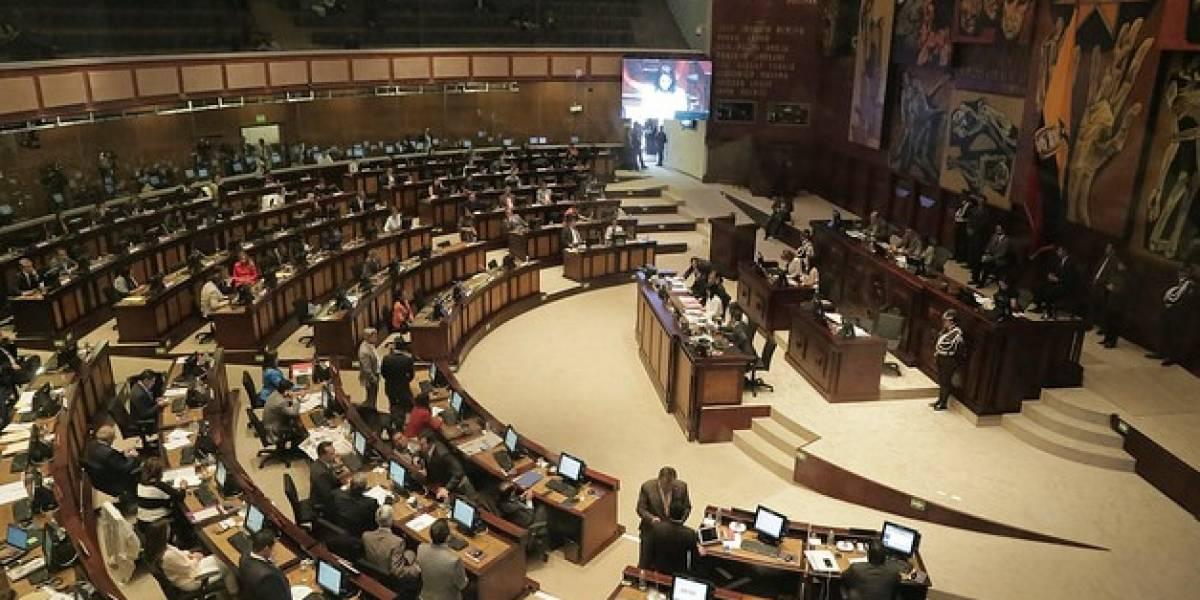 """Pleno de la Asamblea aprobó proyecto de Resolución """"Solidaridad Frontera Norte"""""""