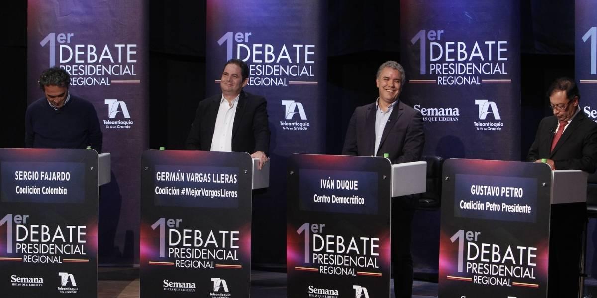 La elección de Paulina Vega — Iván Duque