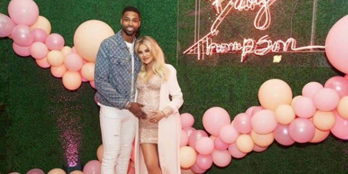 Revelan infidelidad del novio de Khloé Kardashian ¡ella sólo tenía tres meses de embarazo!