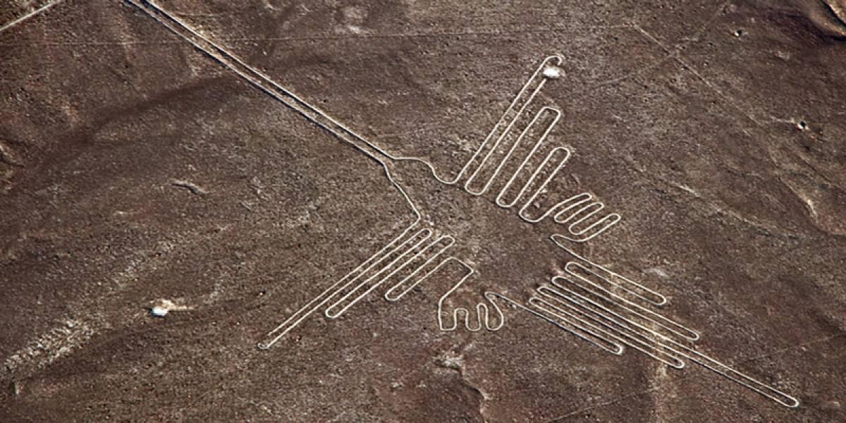 No todo lo que hizo Greenpeace fue malo: al menos provocaron el descubrimiento de nuevas Lineas de Nazca