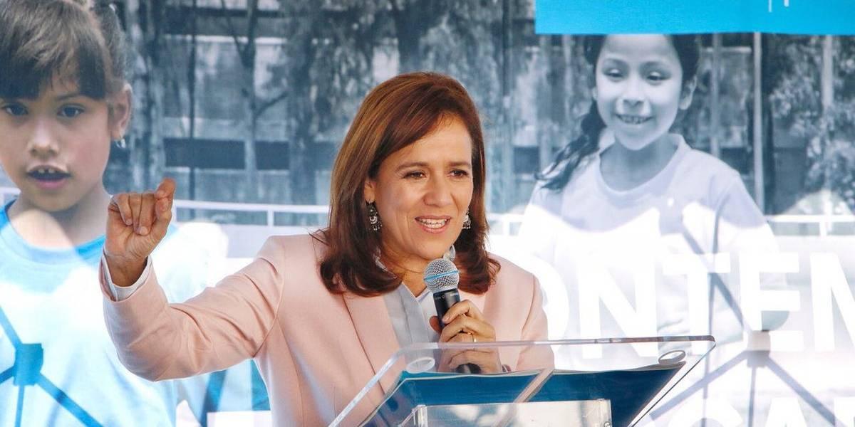 No se dejen 'ningunear' pide Zavala a estudiantes del ITAM