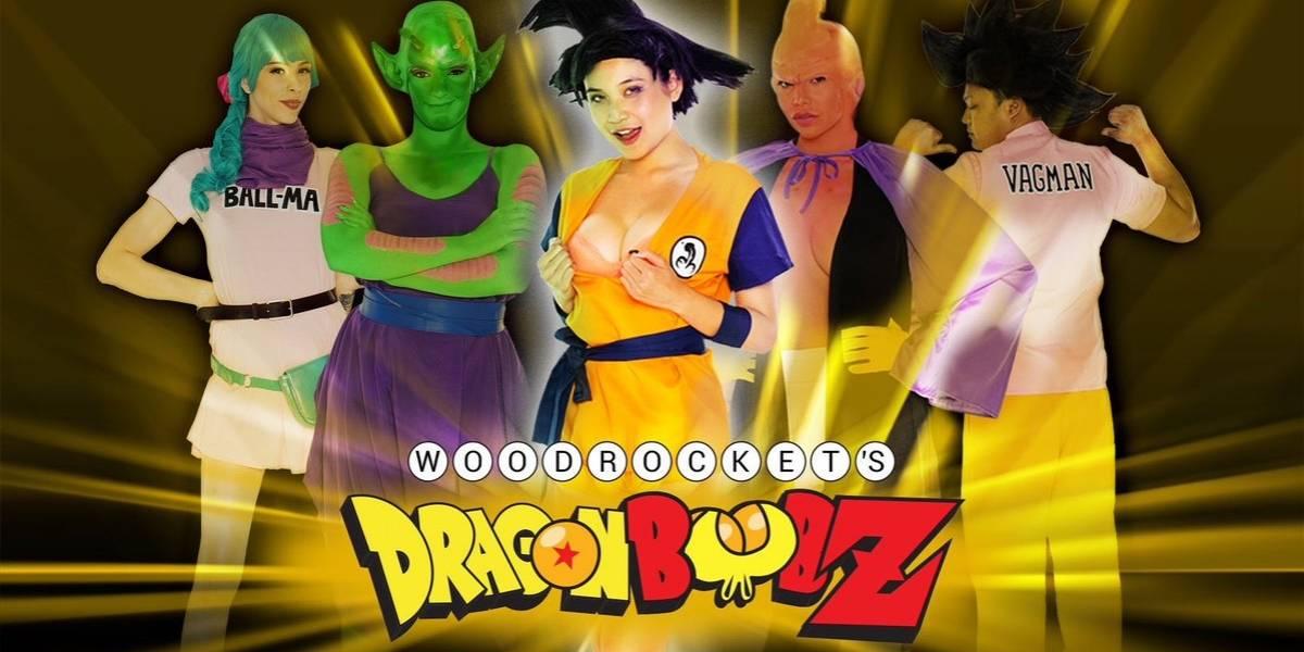 Dragon Boob Z: Así es la parodia porno de Dragon Ball que acaban de lanzar en Pornhub