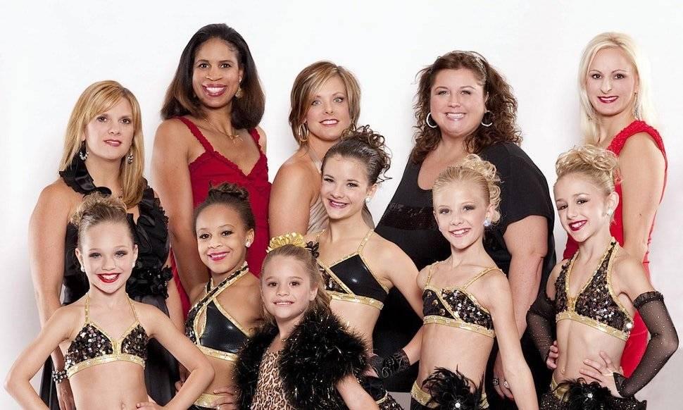 "reality ""Dance Moms"""