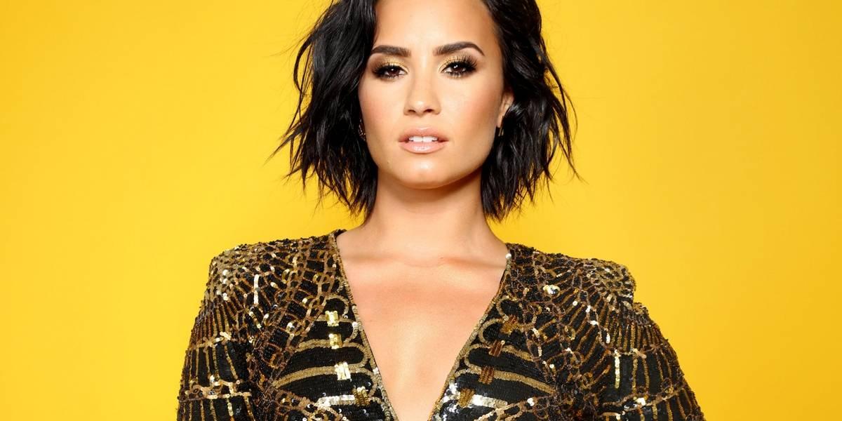 """Demi Lovato fotografía sus estrías y celulitis en Instagram para """"mostrarle al mundo que soy imperfecta"""""""