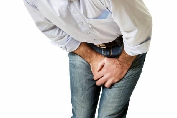 dolor de genitales