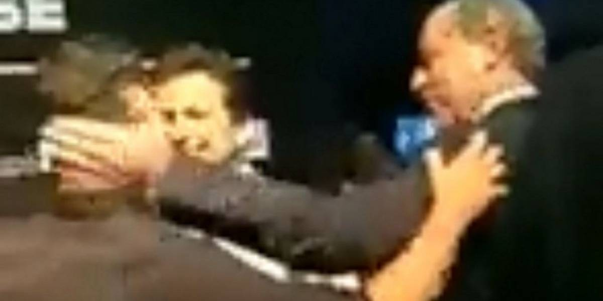 Ciro Gomes e youtuber do MBL se desentendem em evento