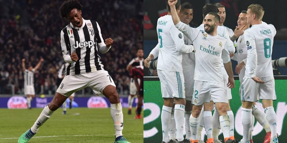 Juventus y Cuadrado quieren dar un 'Real' golpe en Madrid