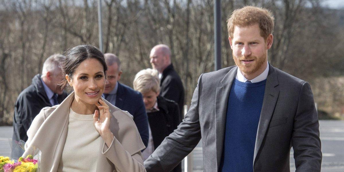 Meghan Markle y el príncipe Harry; una boda realmente caritativa