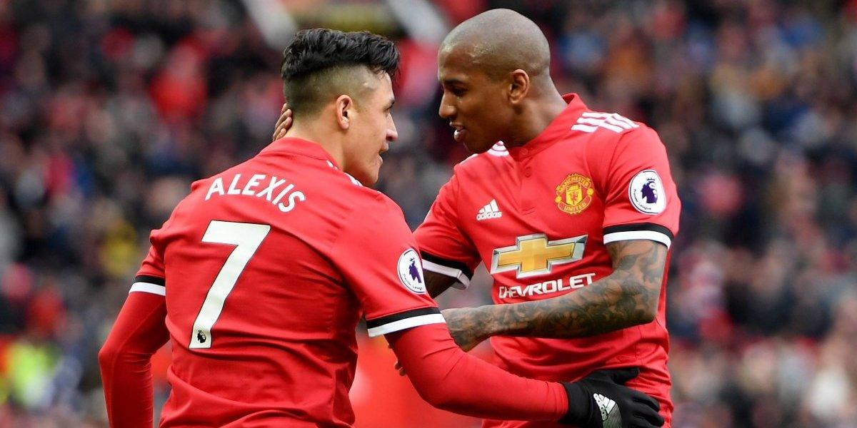 Alexis Sánchez tendrá gira a Estados Unidos con un torneo de lujo para el United