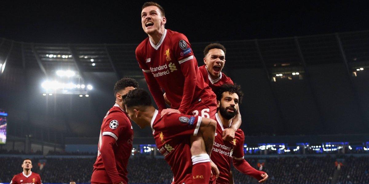 Liverpool demostró clase europea para sacar a los millones del City de la Champions