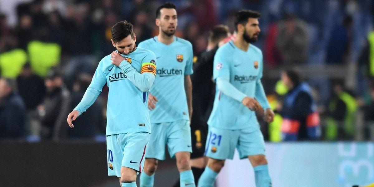 """""""Un bombón"""": La trolleada portada de diario Sport del día que Barcelona fue sorteado ante la Roma"""