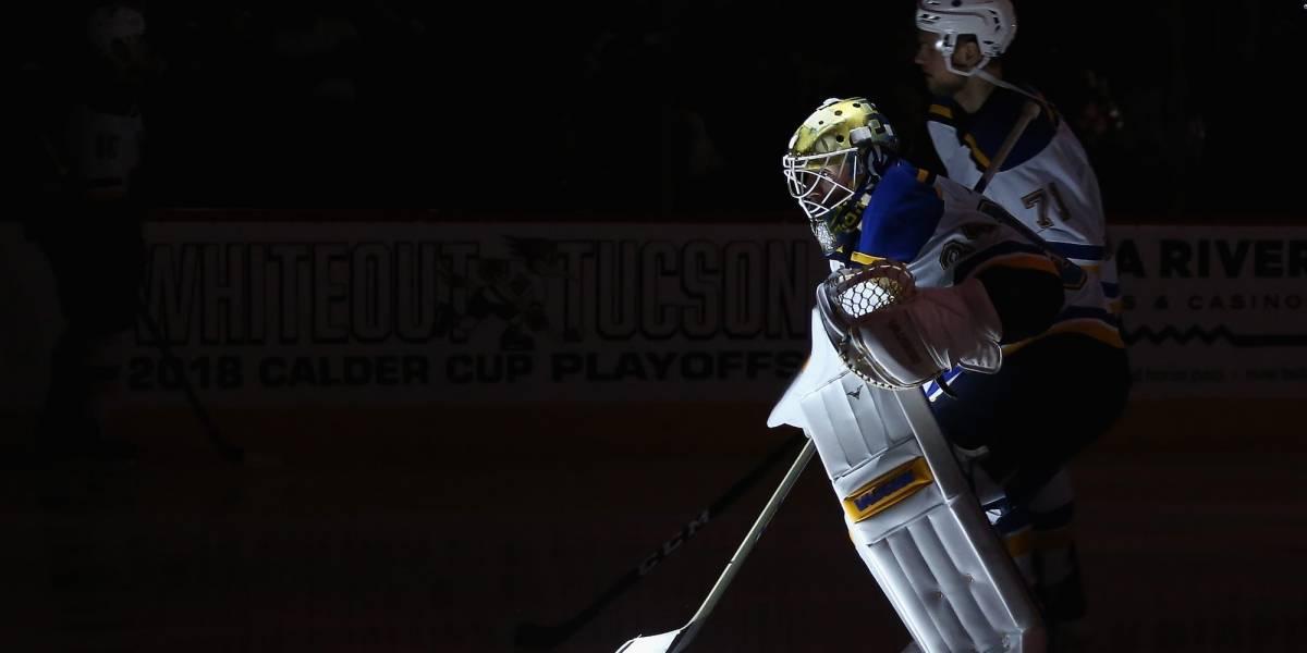 Jugador de hockey que dieron por muerto, en realidad sobrevivió a accidente