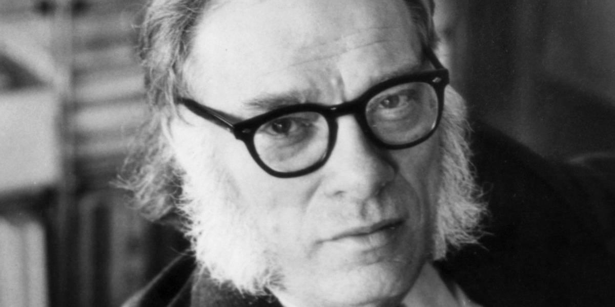 Los 5 mejores libros de Isaac Asimov