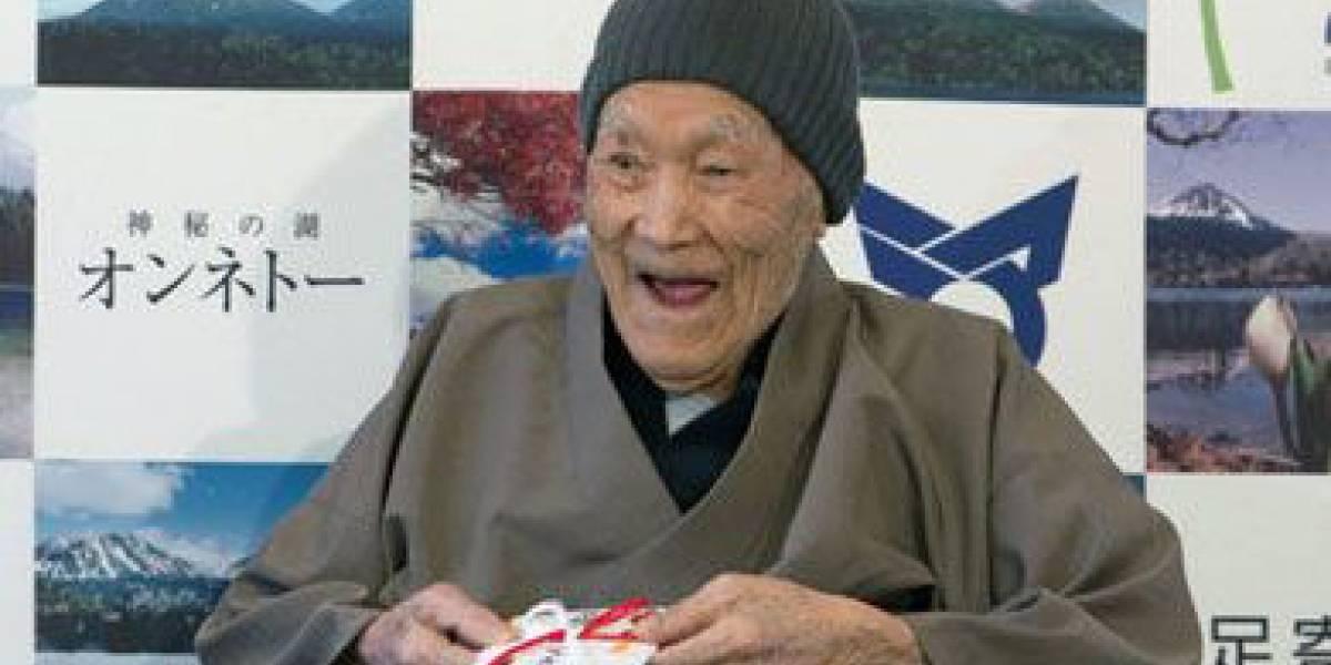 Guinness elege japonês como o homem mais velho do mundo; saiba quantos anos ele tem