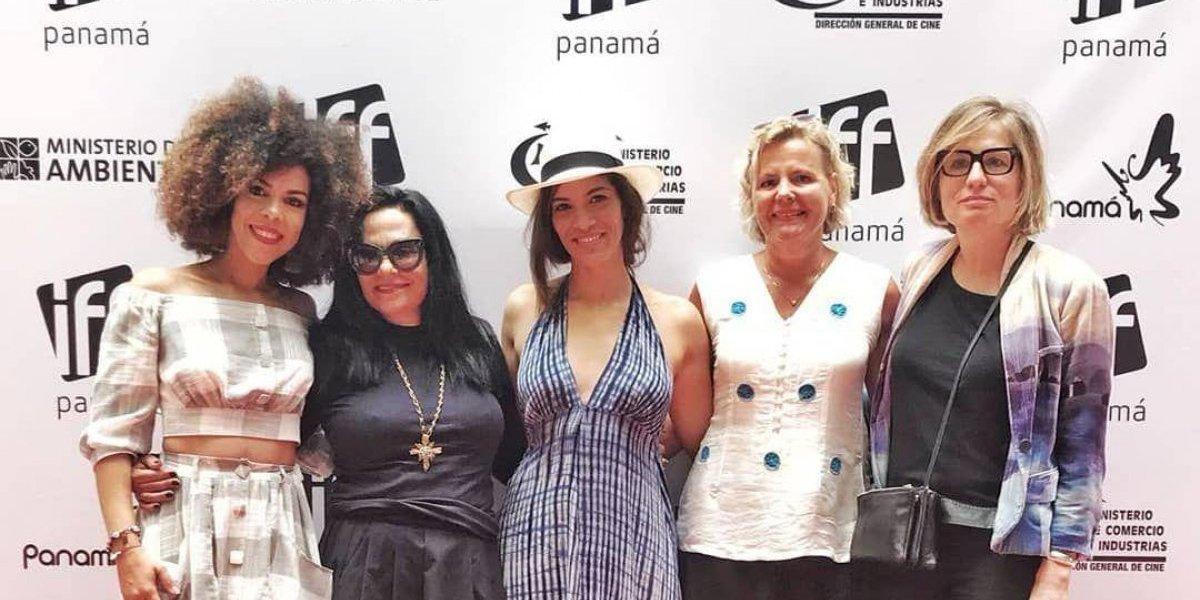 Judith Rodríguez ofreció conferencia en el Festival de Cine de Panamá