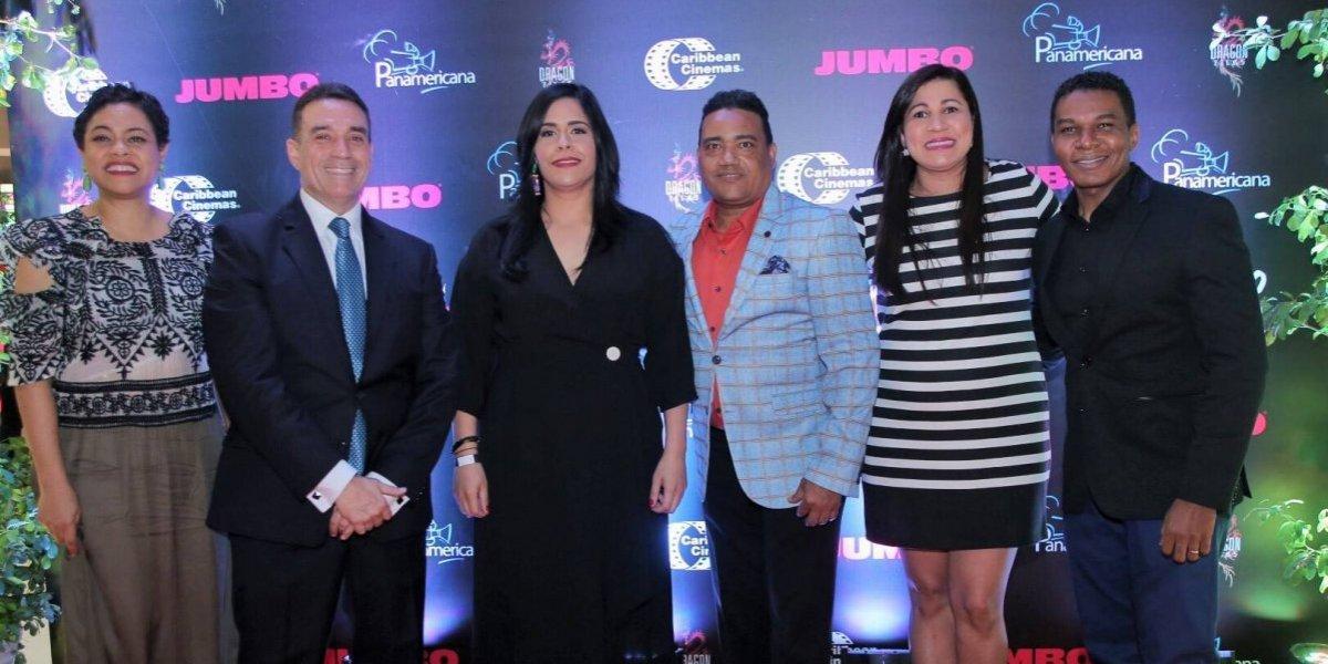 "#TeVimosEn: Jumbo presentó gala premier de película ""Hermanos"""