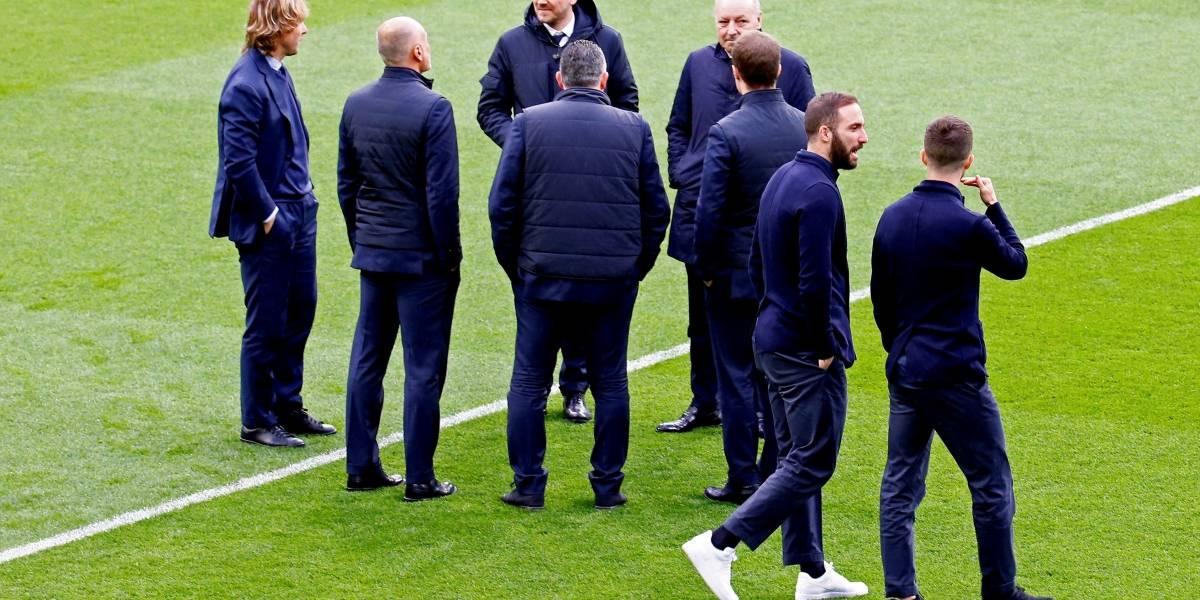 Allegri reconoce que Juventus debe apelar a un milagro ante Real Madrid