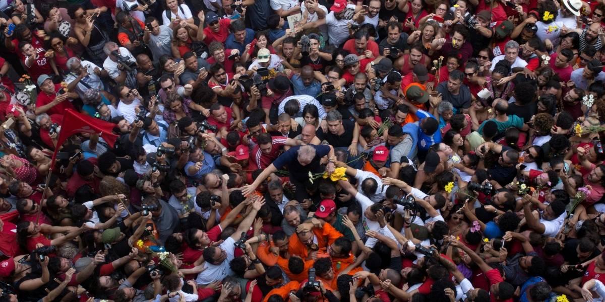 Petistas põem na conta do Congresso despesas em atos pró-Lula