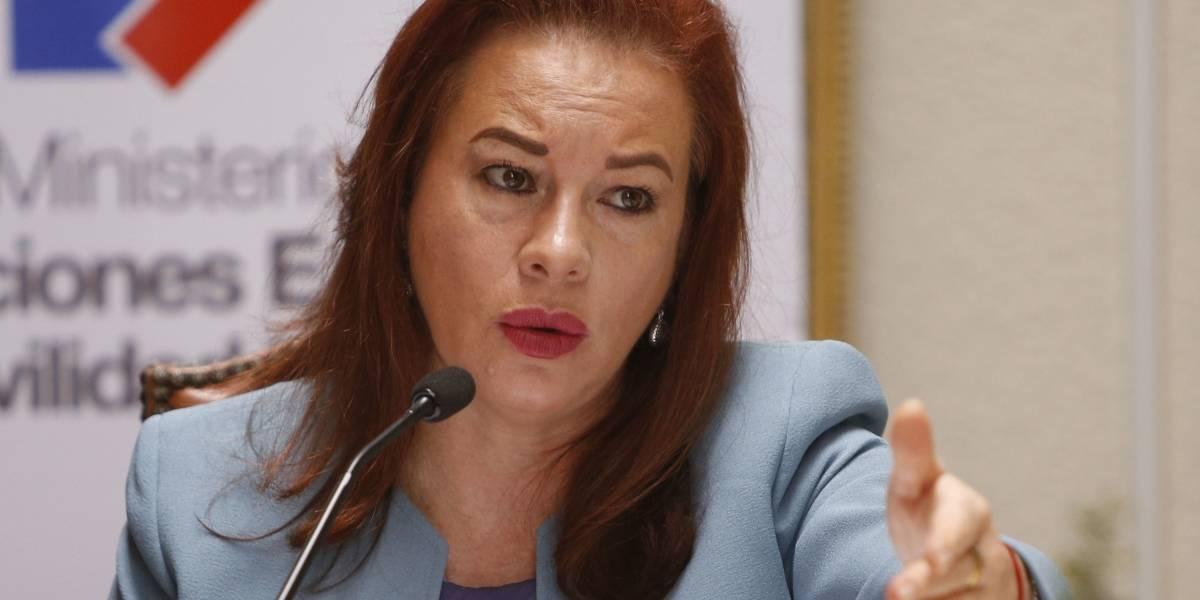 """Canciller ecuatoriana dice que la Cumbre de las Américas """"no es sobre Venezuela"""""""