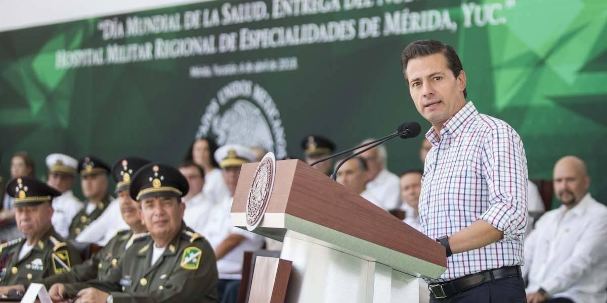 Alista Peña Nieto viaje a Perú para Cumbre de las Américas